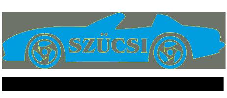 Szücsi Autósiskola Logo